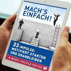 E-Book: MACH'S EINACH!