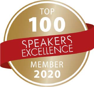 TOP 100 EXCELLENT SPEAKER Siegel