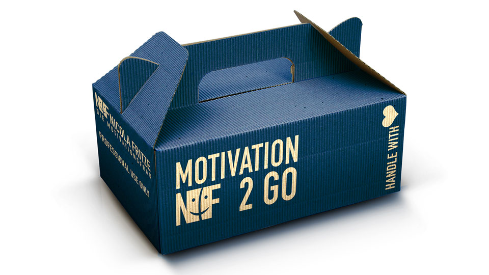 Nicola Fritze – Motivation 2 Go!