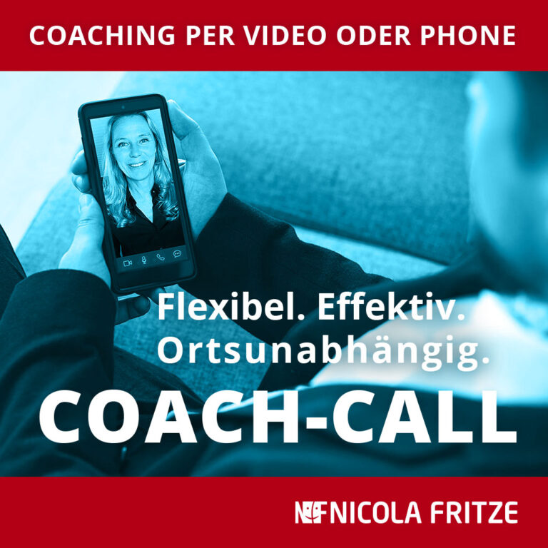 Nicola Fritze: Coach-Call